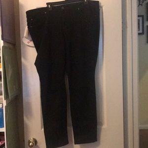 Slink jeans black